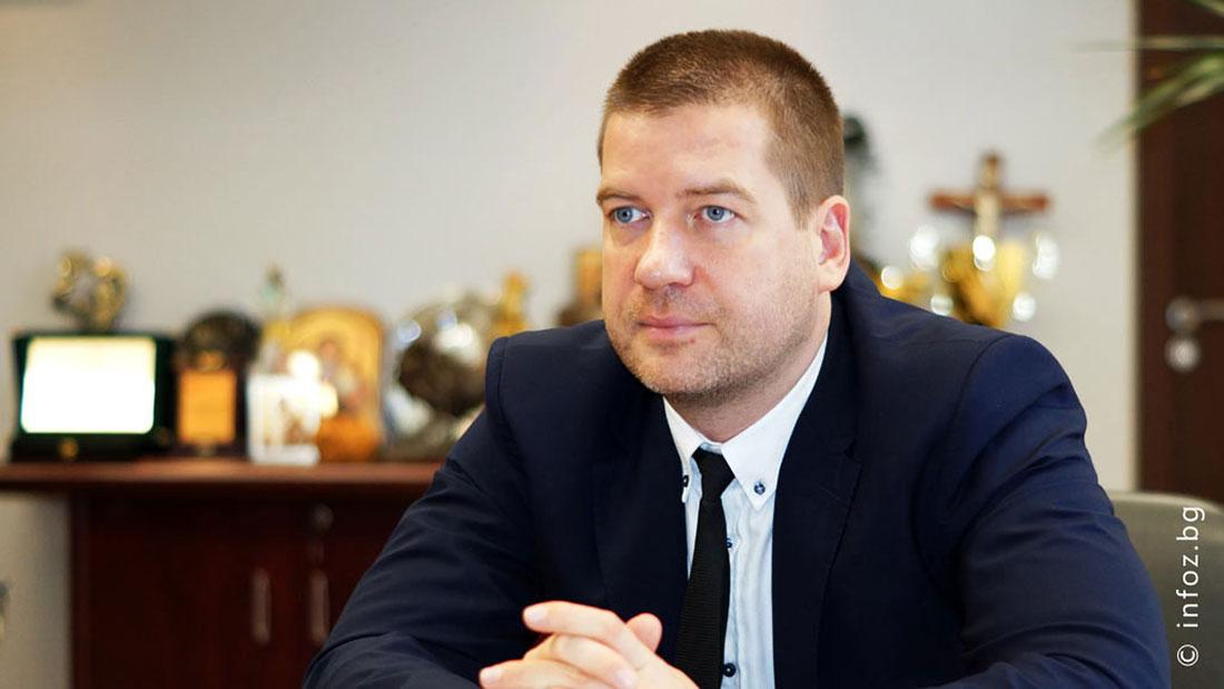Кметът Живко Тодоров поздрави жителите на Община Стара Загора за Великден