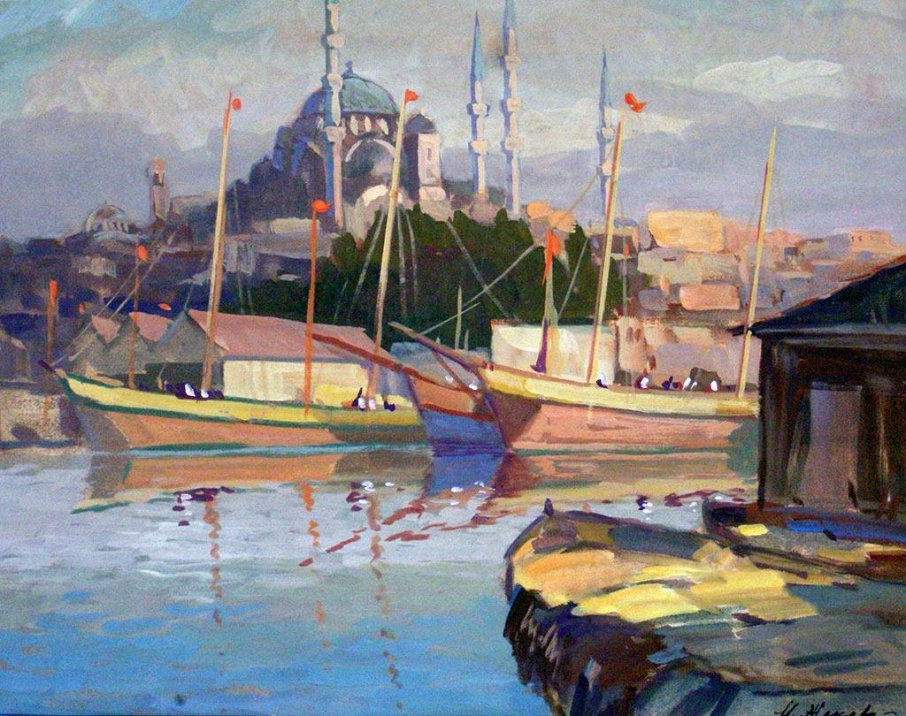 120 картини на Марио Жеков ще бъдат представени в Стара Загора ...