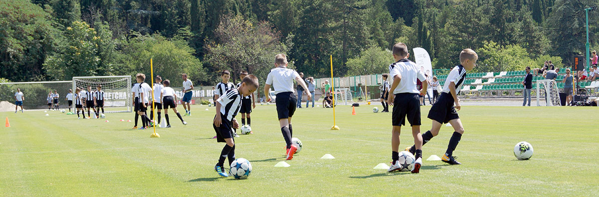 juventus junior camp stara zagora