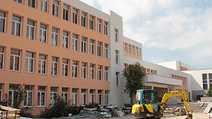 училища ремонти на сградите