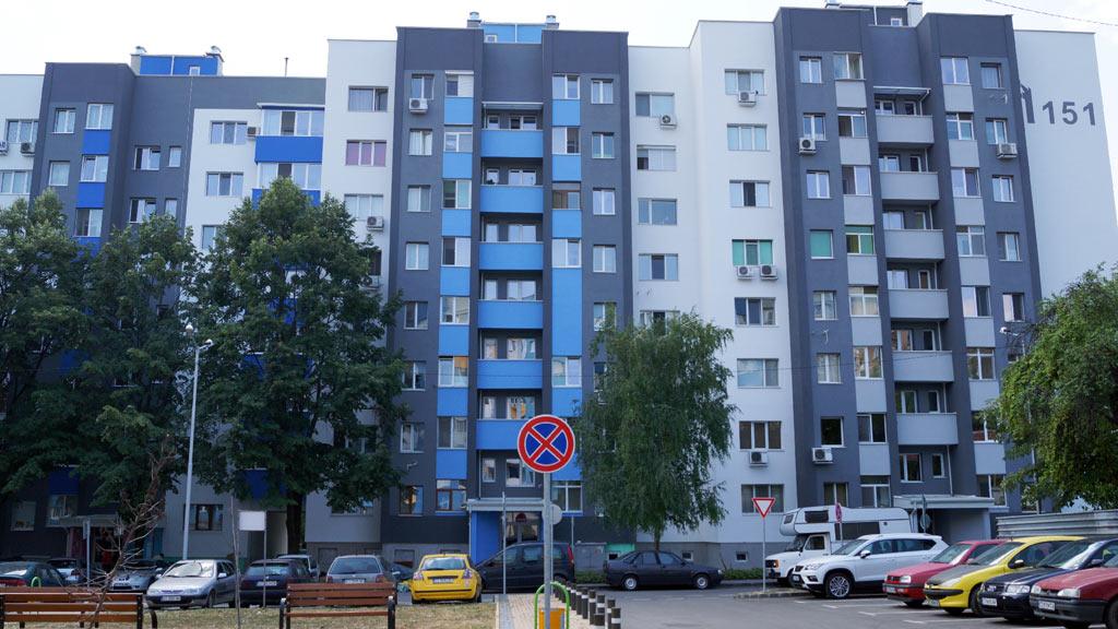 Санирането на жилищни блокове