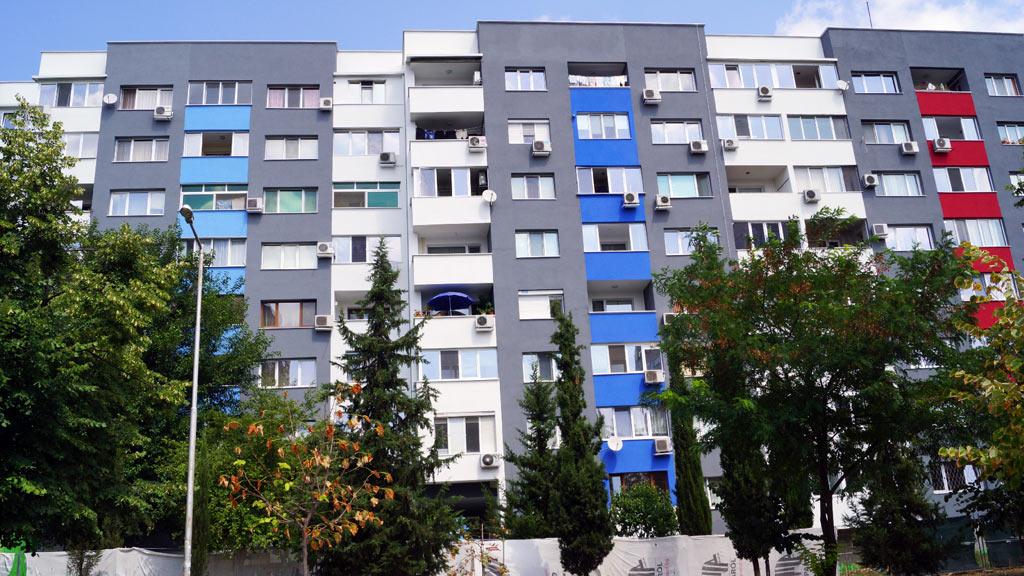 В България са санирани над 2220 сгради с финансиране от държавни програми